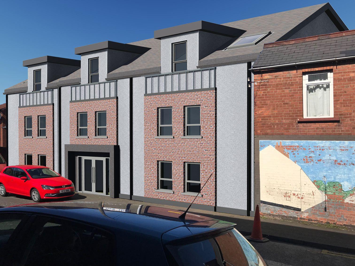 Apartments Belfast - HR Jess Architecture