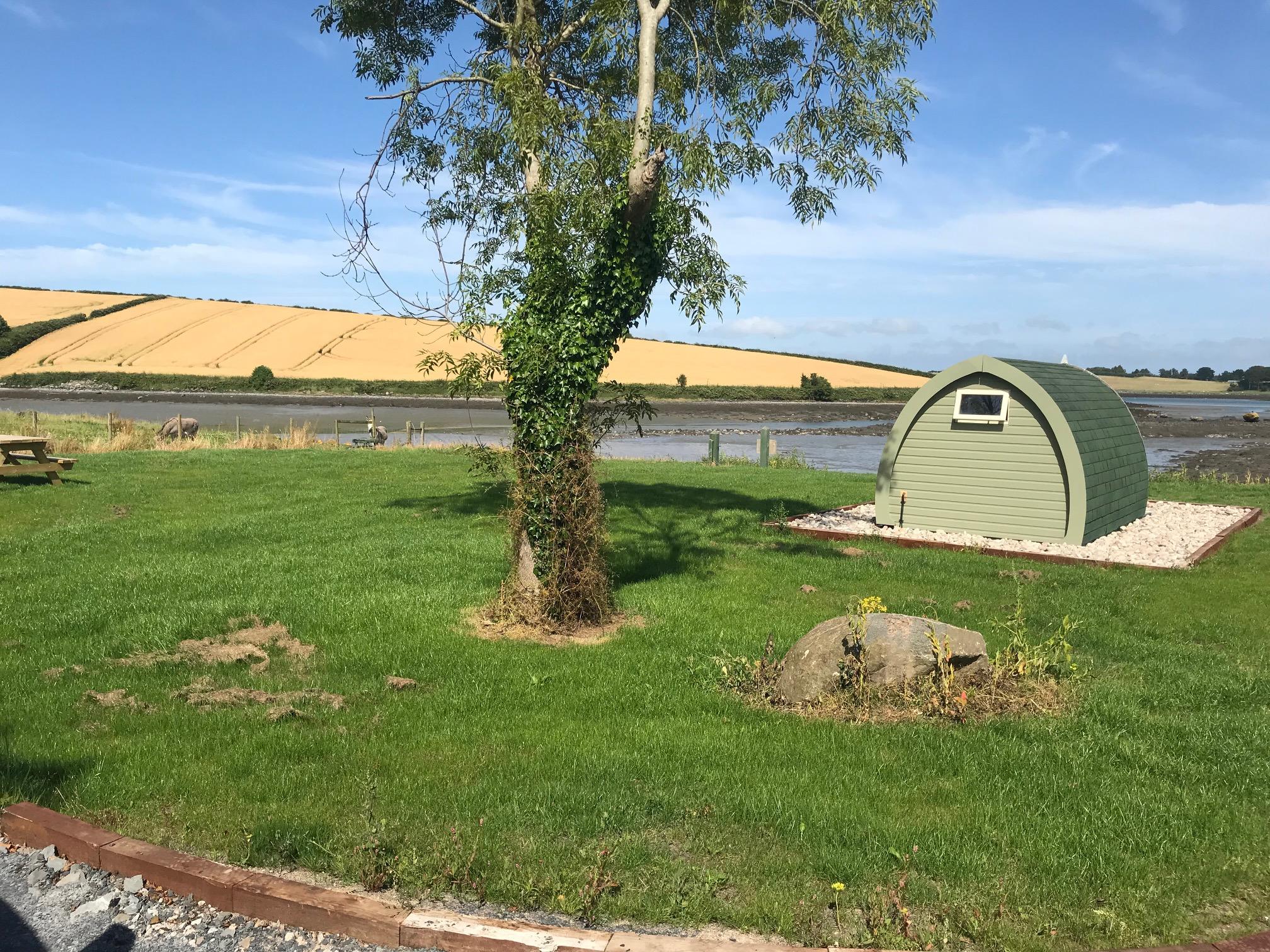 Camping Pod design